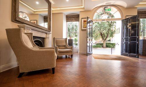 Flat 3, Dean Clarke House, Foyer_Web