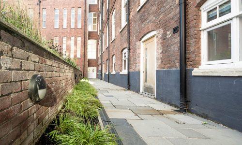 Flat 3, Dean Clarke House, Garden Path_Web