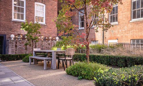 Flat 3, Dean Clarke House, Garden Table_Web